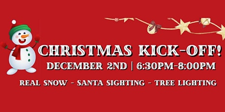 Christmas Kick-Off! tickets