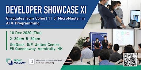 【Developer Showcase XI】 tickets