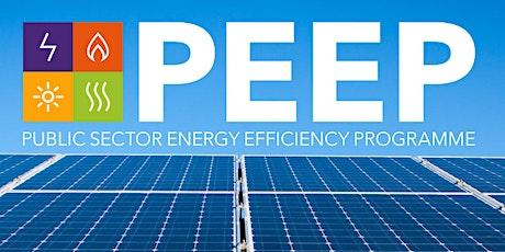 Public-Sector Energy Efficiency Programme (PEEP) Schools Event tickets
