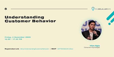 Understanding Consumer Behavior tickets
