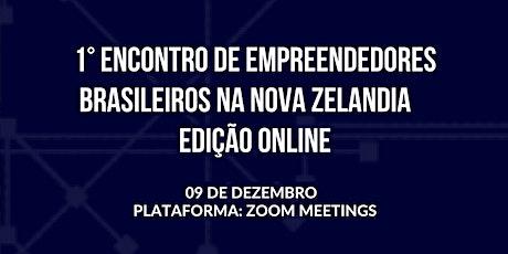 1° Encontro de Empreendedores Brasileiros - Edição Online ingressos