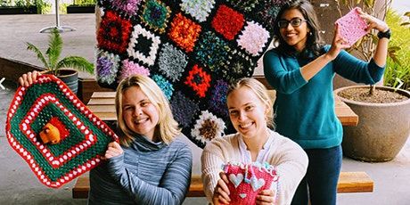 Knitting and Crochet: Good Omen Goodeze Community Threads Project tickets