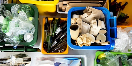 Recycling at London Met and top tips to reduce waste at home! tickets