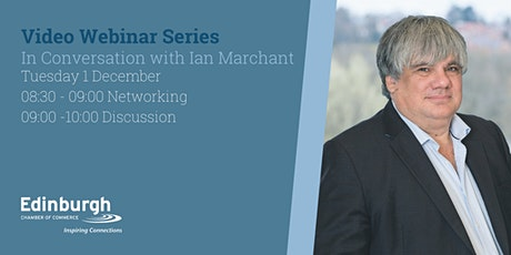In Conversation with: Ian Marchant tickets