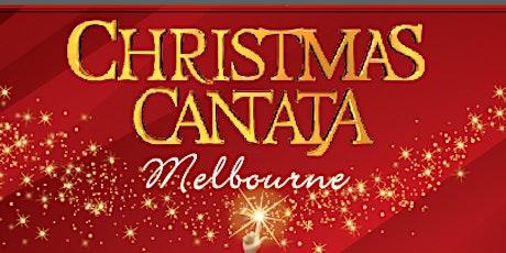 Christmas Cantata tickets