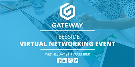 Teesside Virtual Networking Event tickets