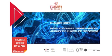 THE TRIANGLE  Vol. 2 - It's all about health! Tickets