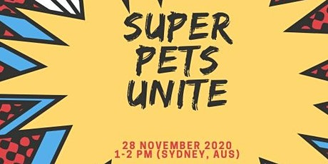 Super Pets Unite for a Cause tickets