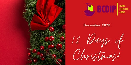 BCDIP 12 days of Christmas! tickets