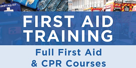 First Aid - Melton tickets