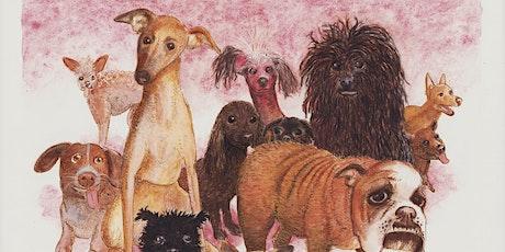 Rob Steenhorst  - Honden en andere creaturen // Expositie ArtSpace tickets