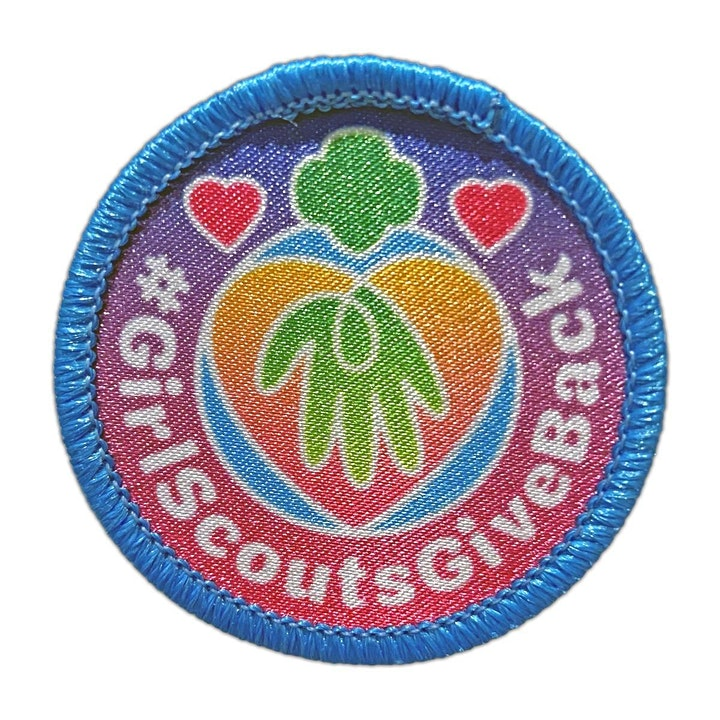 Girl Scouts Give Back: Giving Tuesday Letter-Writing Workshop image
