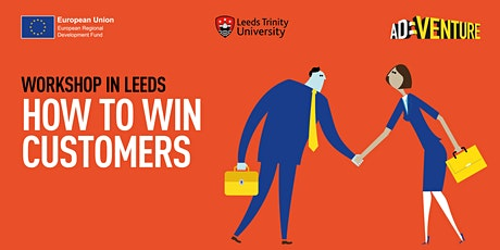 How to Win Customers with Mark Sebright, Thursday,18 March tickets