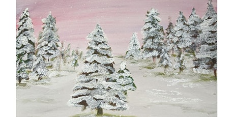 Snow Trees - Fun Painting Session at The Griffin, Rugby tickets