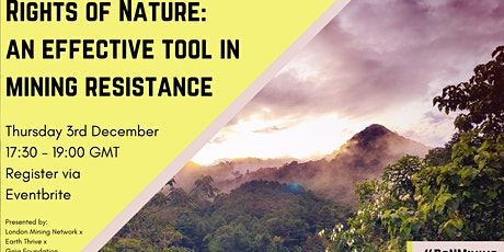 Rights of Nature: an effective tool in mining resistance