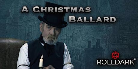 A Christmas Ballard - D&D One-Shot tickets