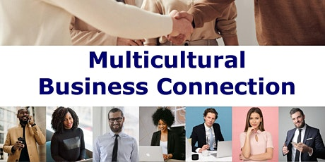 Multicultural Business Connection Online tickets