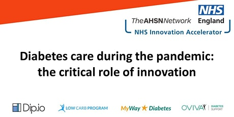 Diabetes care during the pandemic: the critical role of innovation tickets