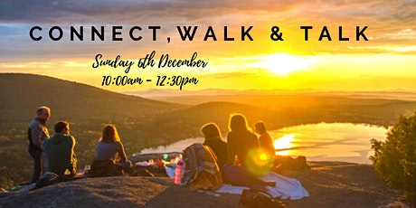 Free Connect, Walk & Talk tickets