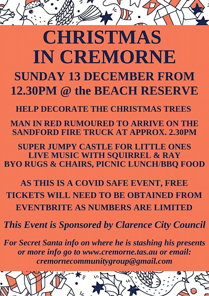 Christmas in Cremorne image