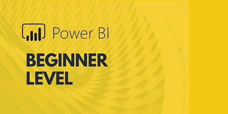 Microsoft Power BI - Beginner's Level (Virtual Live Training) tickets