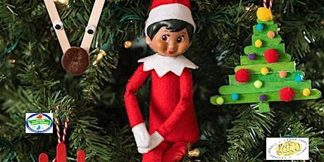 Elf on the Shelf Music Workshop VIA ZOOM biglietti
