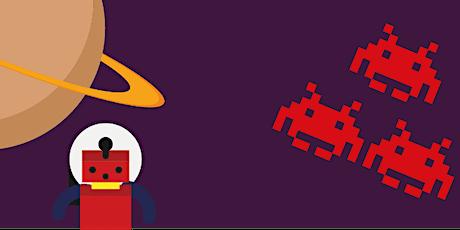 Workshop Scratch: Maak het spel Space Invaders (10+) tickets