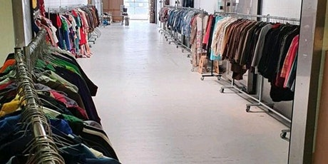 Private Shopping by De Vintage Kilo Sale 28 nov 11.30/13 uur tickets