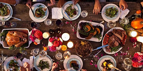 3 Festive Cooking Classes with Natasha from Thyme in the Kitchen! (Online) tickets