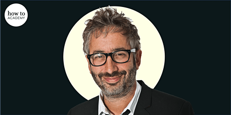 An Evening With David Baddiel tickets