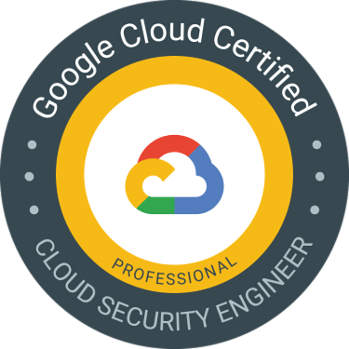 SECURITY IN GOOGLE CLOUD PLATFORM image