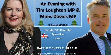 12 Days of MP Q&As with Tim Loughton MP & Mims Davies MP tickets