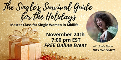 The Single's Survival Guide for the Holidays tickets