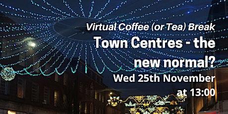 Women in Planning Virtual Tea Break #7 tickets