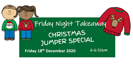 Friday Night Takeaway Online Christmas Jumper Special! tickets
