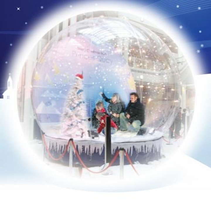 Btwenty7 Snowglobe Experience - Christmas Week Dec 21st-24th image