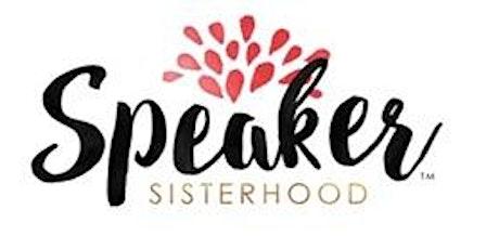 Speaker Sisterhood Boston Founders tickets