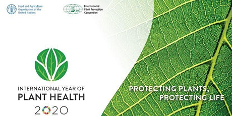 Celebrating the FAO International Year of Plant Health. tickets