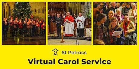Virtual Carol Service tickets