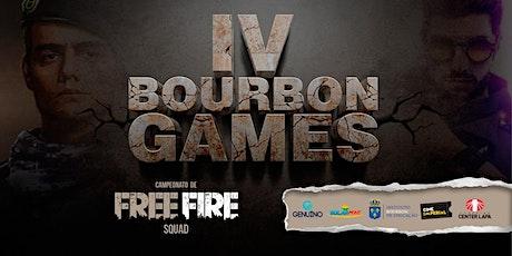 Campeonato de Free Fire ingressos