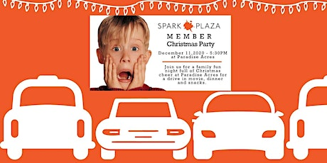 Spark Plaza Member Party tickets