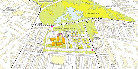Whipps Cross Hospital redevelopment online discussion meetings tickets