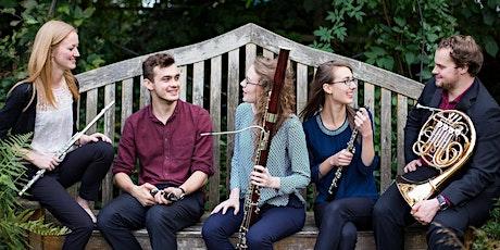 Moriarty Winds Quintet Workshop Online tickets