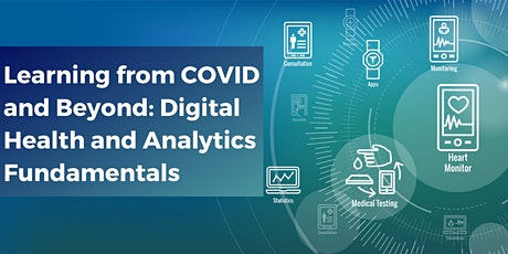 Information Session (11/30): Digital Health and Analytics Fundamentals tickets