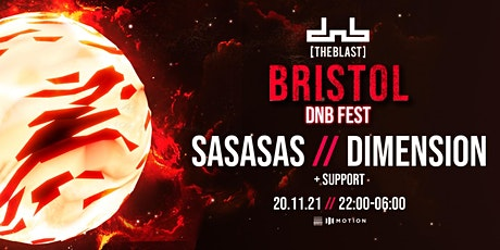 DNB Allstars x The Blast present: DNB Fest *New date* tickets