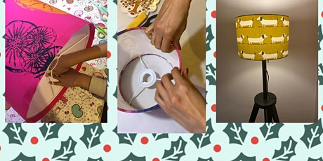 [Workshop] Make your own Lampshade! DIY kit included! tickets