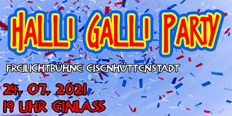 Halli-Galli-Party in Eisenhüttenstadt Tickets