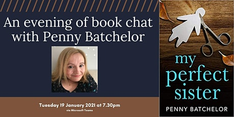 An evening of book chat with Penny Batchelor tickets