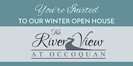 The River View Annual Winter Open House 2021 tickets