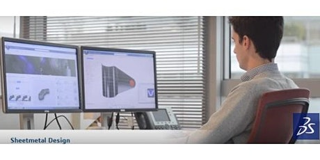 CATIA V5 Generative Sheetmetal Design (incl VAT)1 day - Oxfordshire, UK tickets